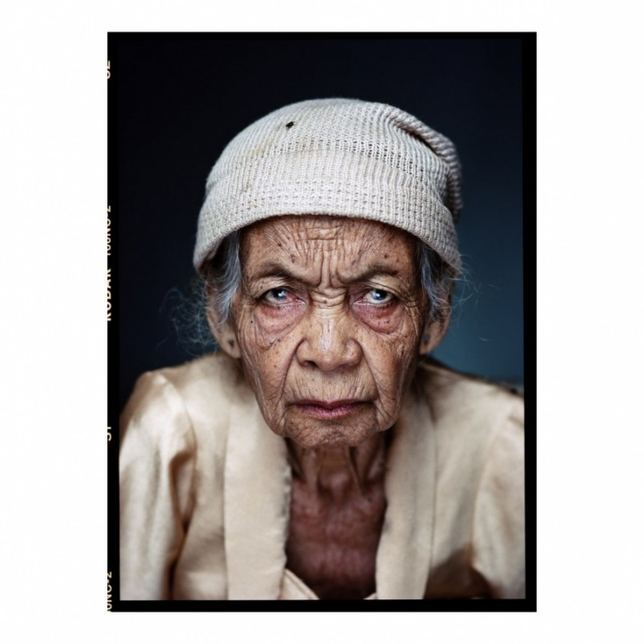 Master portrait photographers - Jan Banning
