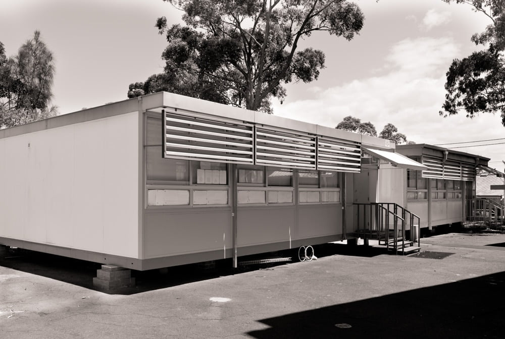 Greenwich Infants School Demountable Classroom