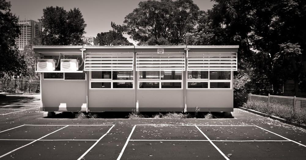 Demountable classrooms